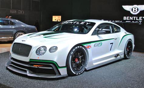Bentley Continental Gt3 Race Car Concept Front 7