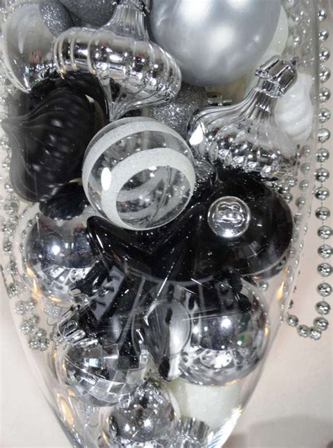 black silver  white  years eve party evite