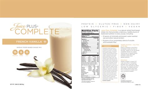 Complete Nutrition from Juice Plus+