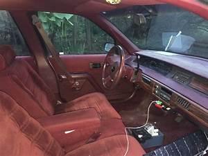1992 Chevrolet Lumina - Interior Pictures