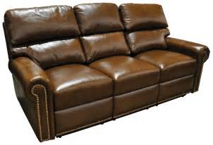 reclining sofa reclining sectional carlton leather furniture leather