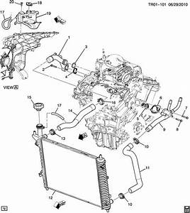 2007 Buick Lacrosse Belt Diagram