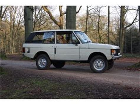 land rover range rover land rover range rover range rover classic 3 5 v8 occasion le parking