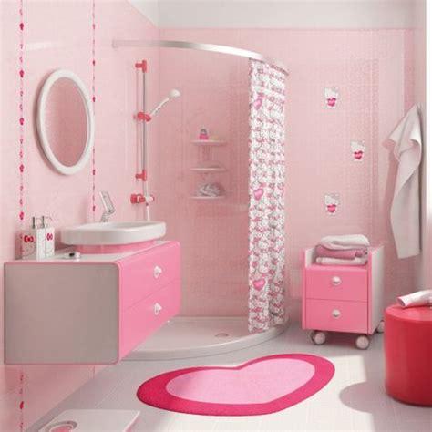 Decoración De Baños Color Rosa