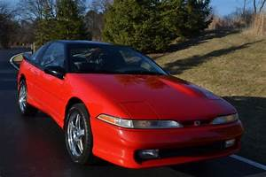 1990 Eagle Talon Tsi Awd Turbo 5spd 27 464 Actual Miles Showroom Condition Mint  For Sale