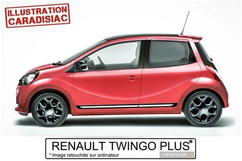 renault twingo 5 portes actualit 233 nouveaut 233 une renault twingo quatre portes en 2014