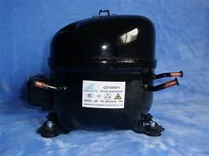 Compresor 110v Del Refrigerador De R600a  U2013 Compresor 110v