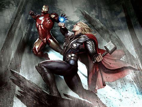 Movie Battle Thor & Ironman Vs Hulk & Abomination
