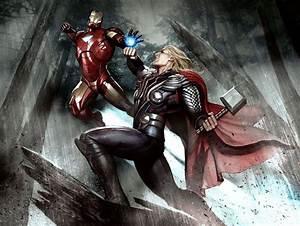 Movie Battle: Thor & Ironman VS Hulk & Abomination ...