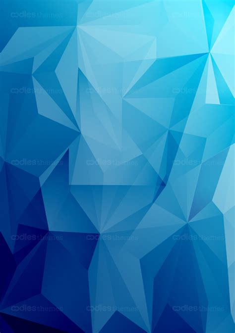 blue abstract vector background oodles themes