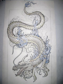 dragon tattoo design  tattoo design  deviantart