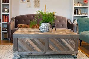 Furniture : Simple Wooden Pallet Coffee Table Recycling