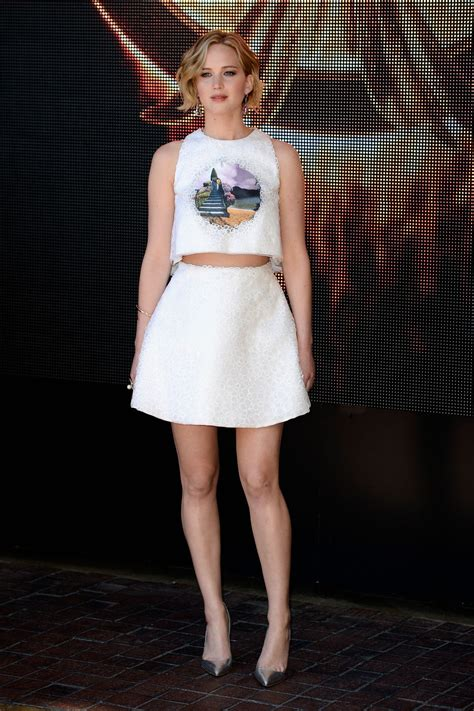 Jennifer Lawrence The Hunger Games Mockingjay Photocall At Cannes