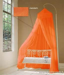 Baldachin Für Kinderbett : babybett betthimmel baldachin moskitonetz mandarine orange ~ Michelbontemps.com Haus und Dekorationen