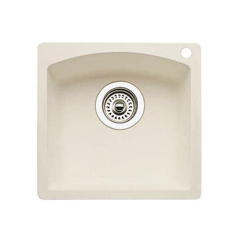 blanco silgranit bar sink blanco 440206 biscuit single basin silgranit ii