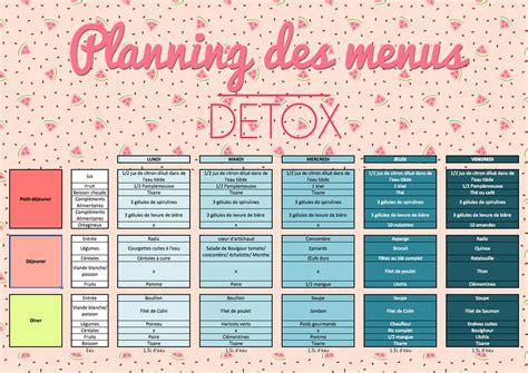cuisiner du thon cure detox 5 jours pour se sentir mieux lovely lovely