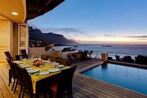 Villa, Beach, House, Cape, Town, South, Africa