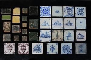 lot melange de 34 carreaux contenant des carreaux en With carreaux de faience anciens
