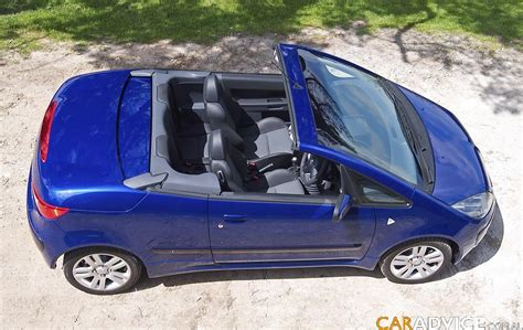 mitsubishi colt cabriolet review  caradvice