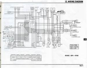 2006 Honda Goldwing Wiring Diagram