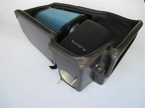 elevate volvo   air management system air intake
