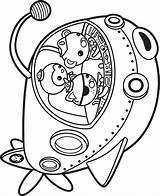 Submarine Octonauts Coloring Printable Shellington Disney Peso Cartoon Captain Categories Kwazii Drive2vote Ship Coloringonly sketch template
