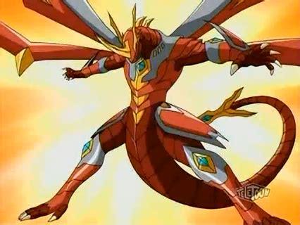 Bakugan Titanium Dragonoid