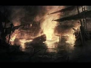 Empire Total War Naval Battle Soundtrack I - YouTube