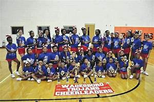 Wadesboro Trojans win multiple trophies   Anson Record
