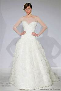 mark zunino for kleinfeld wedding dresses wedding With kleinfelds wedding dresses