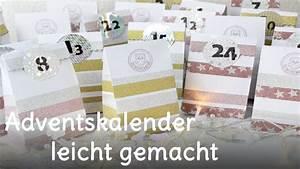 Adventskalender Männer Selber Basteln : diy adventskalender selber machen adventskalender basteln youtube ~ Frokenaadalensverden.com Haus und Dekorationen