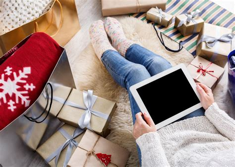 commerce sales explode holiday season putting
