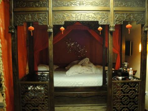 Beautiful Traditional Chinese Bed  Picture Of Double