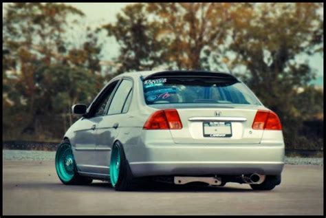 Modified Silver Cars by Most Reliable Cars Modified Honda Civic Vti Oriel