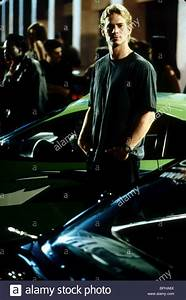 PAUL WALKER THE FAST AND THE FURIOUS (2001 Stock Photo ...