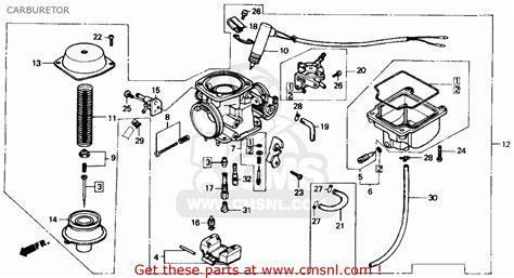 honda ch80 wiring diagram honda thermostat diagram wiring