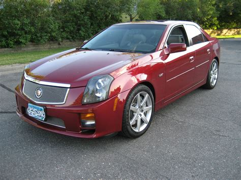 2005 Cadillac Cts Photos, Informations, Articles