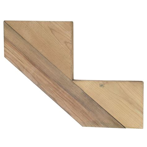 Pressure Treated Deck Boards Rona by 2 Step Pressure Treated Stair Stringer 24 Quot Rona