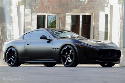 maserati granturismo red 2011 maserati granturismo s superior black edition by