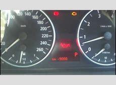 BMW 3 Series E90 reset service light How to DIY