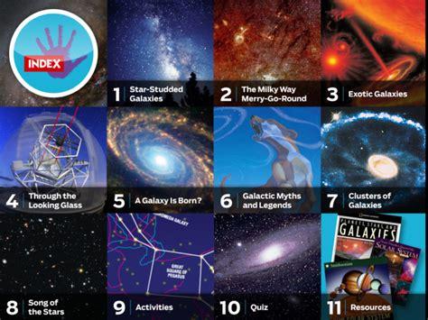 galaxies  ipad kids discover