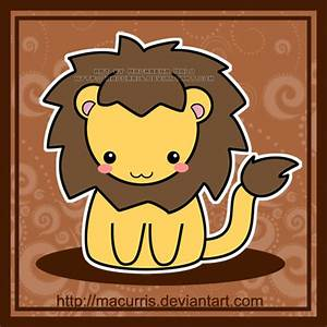 Cute Lion by macurris on DeviantArt