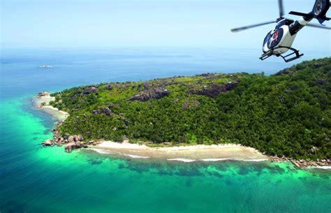 Villa on Felicite Island, Seychelles | innohabitat