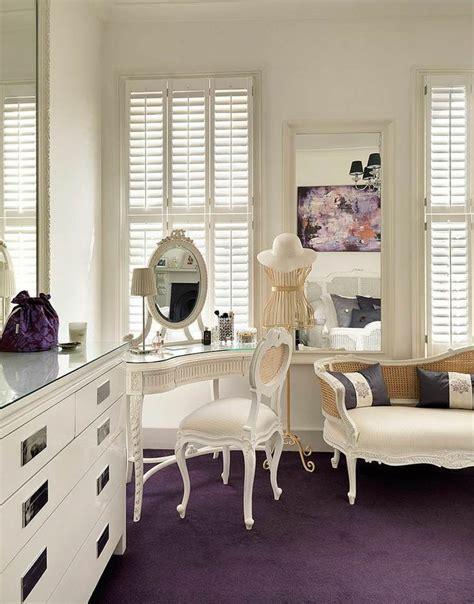 chambre style vintage déco chambre parentale de style victorien classique et