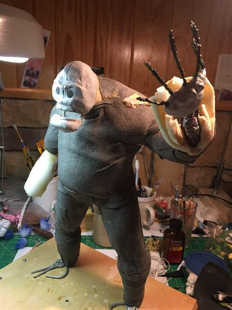 The Grafton Monster — Stan Winston School of Character ...