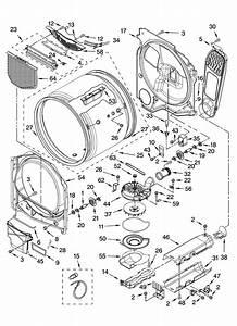 I Have A Kenmore Elite Oasis Dryer That Won U0026 39 T Start  Model
