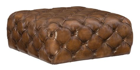 Tufted Square Ottoman by Large Square Tufted Leather Coffee Table Ottoman