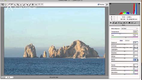 tutorial edicion de archivos raw  adobe photoshop cs
