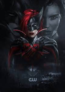 ruby rose gotham incredible batwoman fan art renders ruby rose as gotham s
