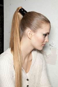 Coiffure Queue De Cheval : chignon the happy hair blog ~ Melissatoandfro.com Idées de Décoration